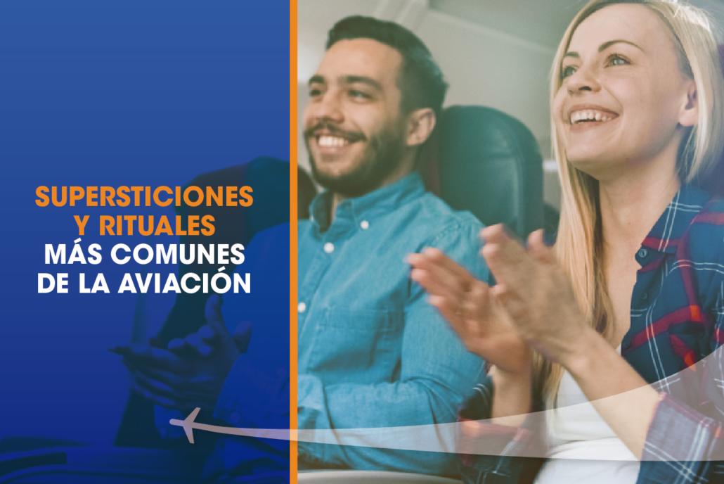 SUPERSTICIONES Y RITUALES MÁS COMUNES DE LA AVIACIÓN