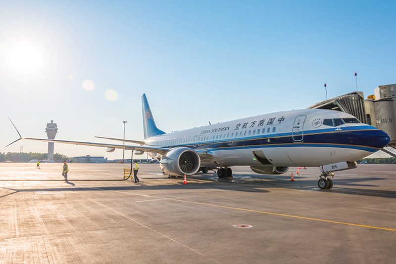 Improvement of Boeing 737