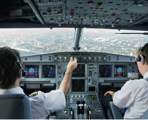 Habilidades de un piloto