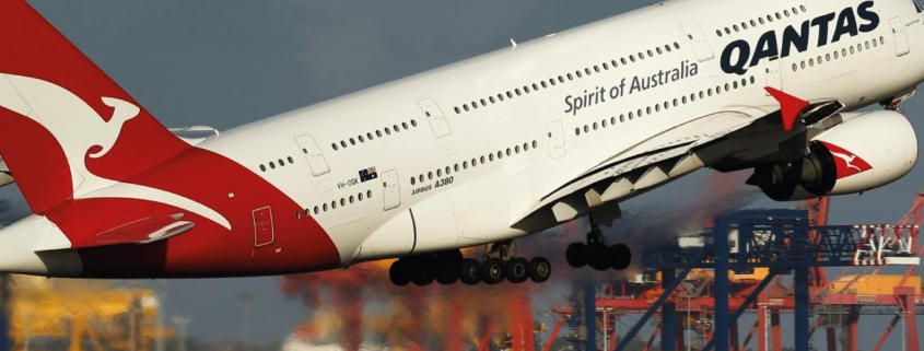 Qantas Sunrise Project