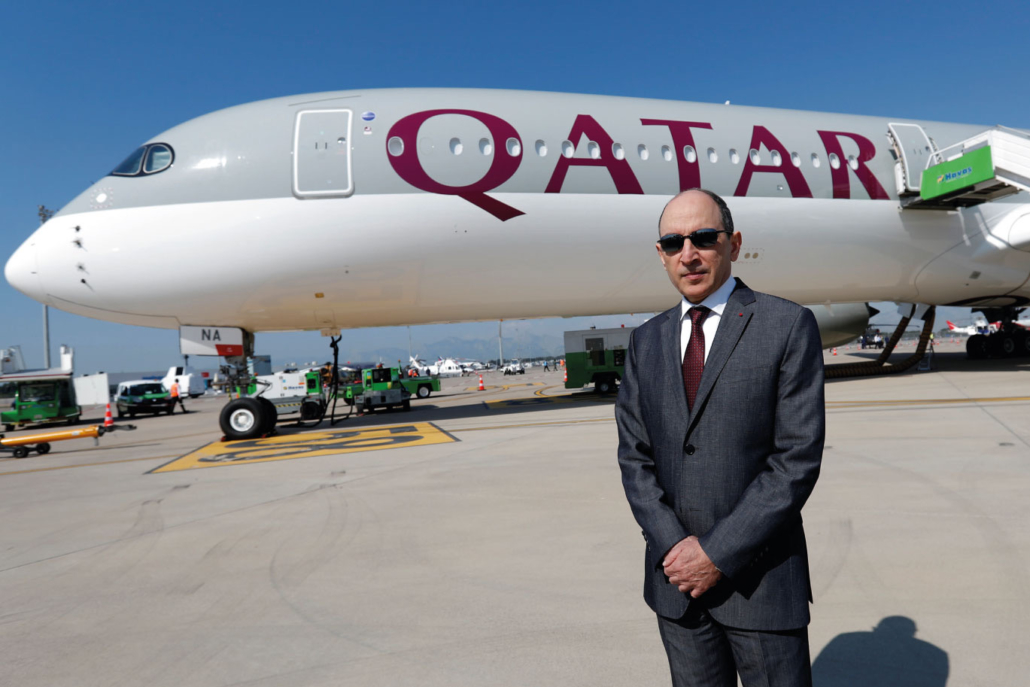 Qatar Best Airline 2019