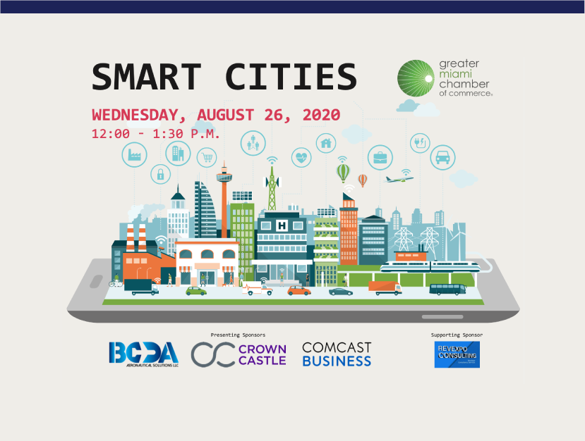 Smart Cities - Greater Miami Chamber of Commerce