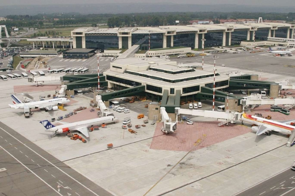 Rome's Fiumicino receives 5 stars for its handling of Covid-19.