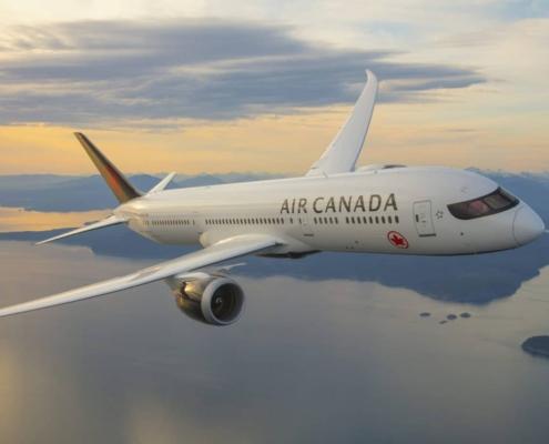 air canada services