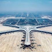 China inaugura nuevo aeropuerto